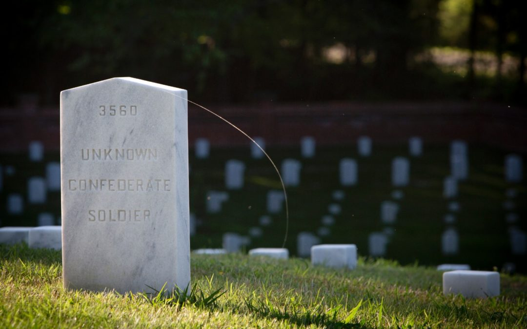 Grave injustice: Park restores dignity to fallen Americans